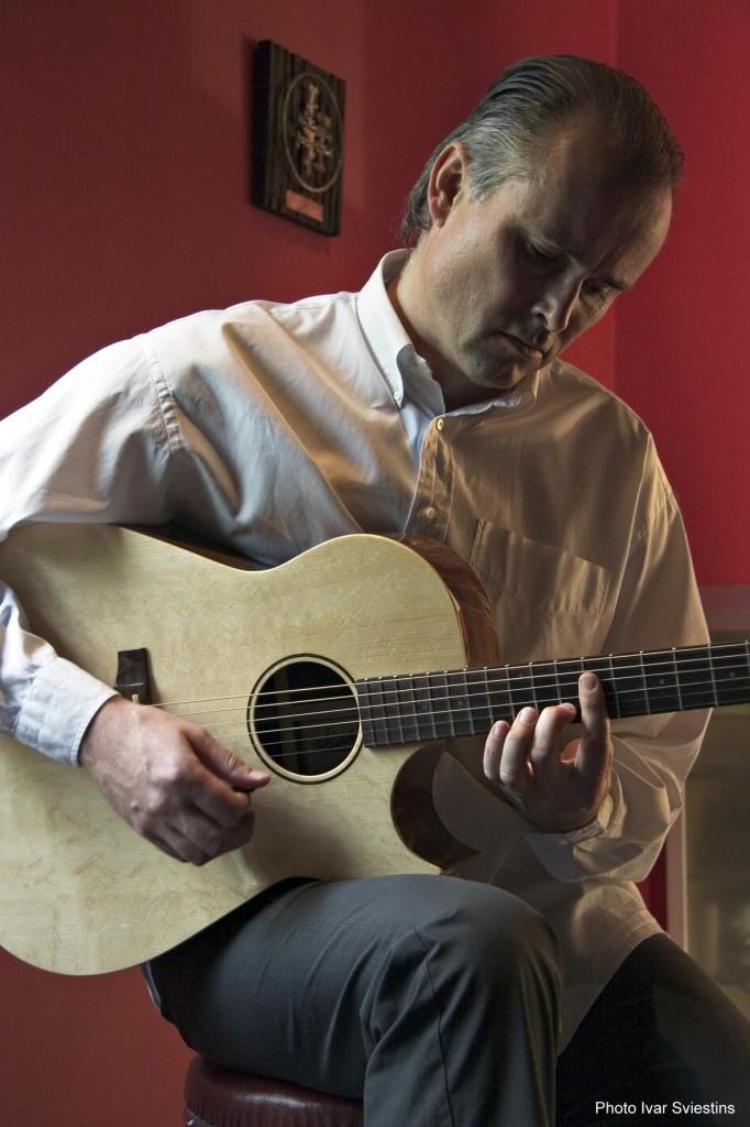Erik Borelius 2007 IS